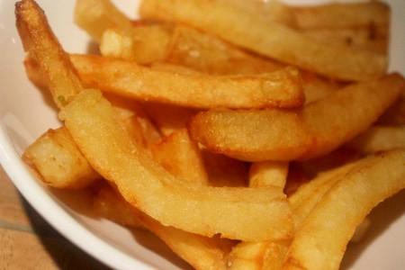 recette frites maison avec friteuse re 7